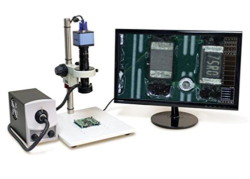 Aven 26700-102-15 Micro Zoom Video Inspection System w/ HD Color Camera & Built in Software