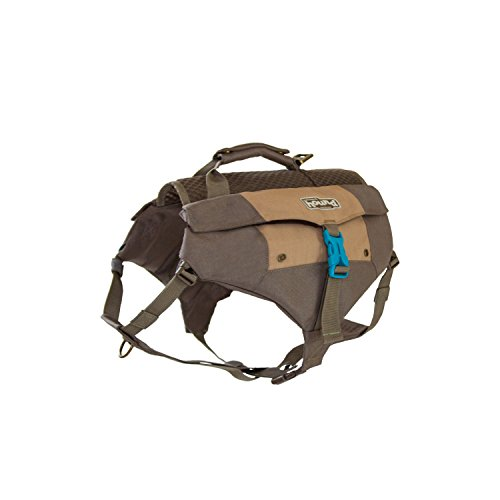 (Denver Urban Pack Lightweight Urban Hiking Backpack for Dogs by Outward Hound, Small/Medium)