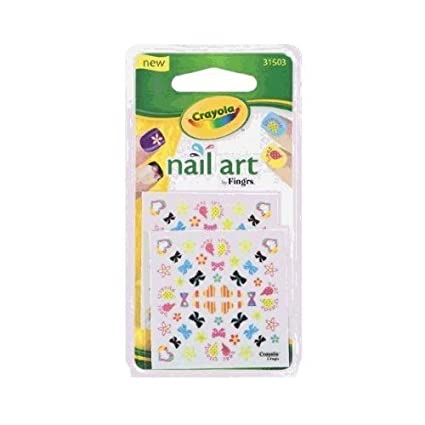 Amazon Crayola Nail Art Toys Games