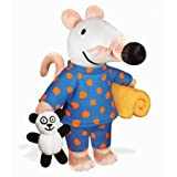 Maisy In Pajamas Soft Toy 8.5 by YOTTOY