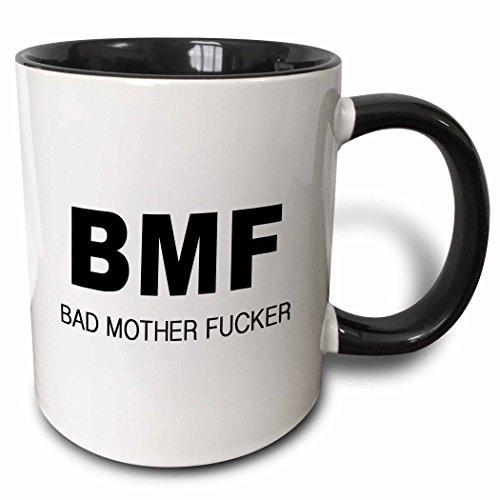 3dRose BMF BAD MOTHER FUCKER