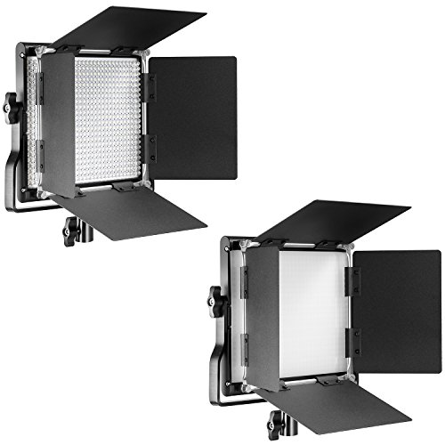 Neewer 3 Packs 660 LED Video Light Photography Lighting Kit with Stand: Dimmable 3200-5600K CRI96+ LED Panel, Premium 200cm Light Stand for Studio YouTube Video Outdoor Shooting by Neewer (Image #6)