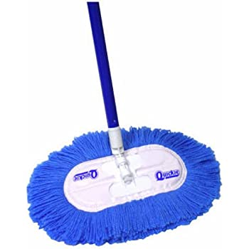 Amazon Com Wool Dry Mop Big Wooly With Wooden Handle