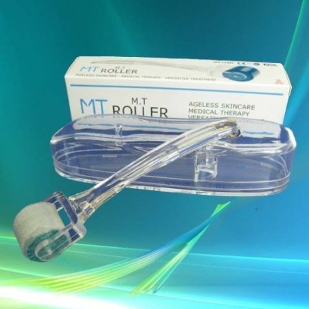 Perle Entreprises M.T. ROLLER 1.0mm Micro Needle soins Roller Peau Système dermatologie Therapy (Dermaroller)