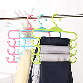 Amazon.com: Hali - Percha para pantalones, bufandas ...