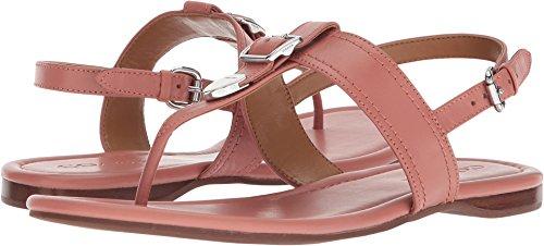 Coach Flats Shoes - Coach Women's Cassidy Melon Leather 7.5 M US