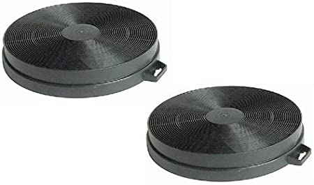 Carbon Charcoal Vent Filter fits Howdens Cooker Extractor Hood Pack of 2