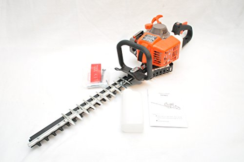 ToolTuff Gasoline Powered Hedge Trimmer W/Tool Kit