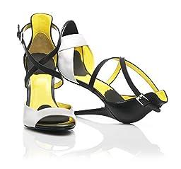Foot Petals Tip Toes Cushions Shoe Inserts , Black Iris