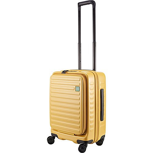 lojel-cubo-21-carry-on-spinner-mustard