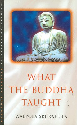 Download What The Buddha Taught pdf