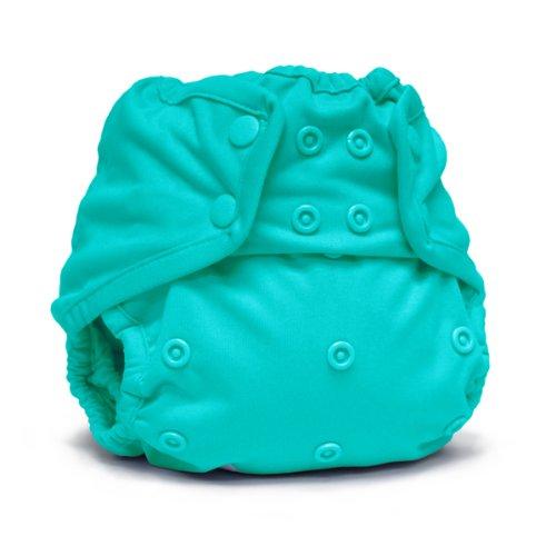 Price comparison product image Rumparooz One Size Cloth Diaper Cover Snap,  Peacock