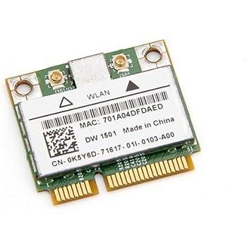 Dell Studio 1457 Notebook 1501 Half Mini-Card WLAN Drivers Download (2019)
