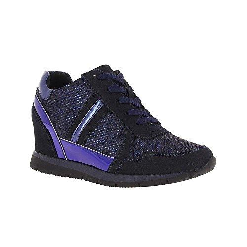 Tacco Blu Articolo Xti Con Sneaker 47444 TxS6qw