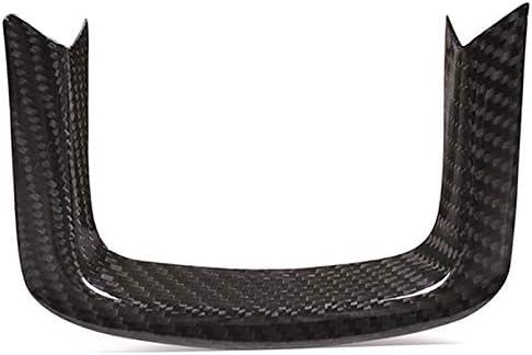 Andifany Rivestimento Decorativo Volante nel Fibra di Carbonio per Range Rover Sport 2014-2019
