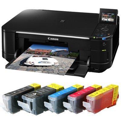 Canon PIXMA MG5250 - Impresora, escáner y fotocopiadora ...
