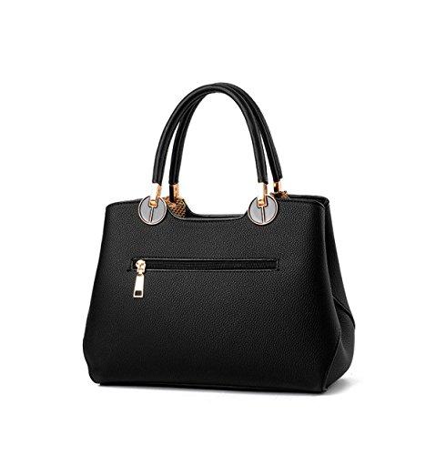 Shoulder use Bag Jpfcak Big Handbag D Cross Portable Package Carry Fashion Pu Hand Dual Diagonal Wild gPOqtPw