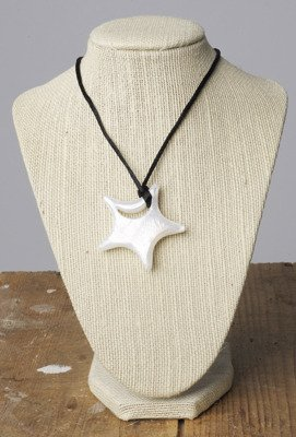 Teethease Star Pendant Toy, Pearl by Teethease