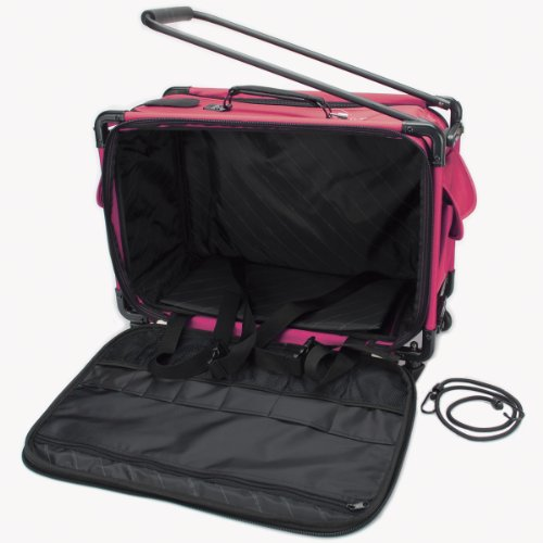 Tutto Machine On Wheels-19''L x 13''H x 10''D Medium Pink by Tutto