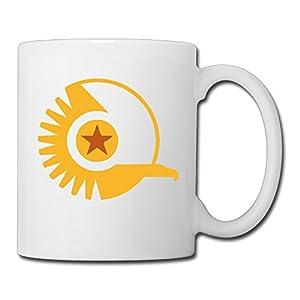 Christina Planetside 2 New Conglomerate Logo Ceramic Coffee Mug Tea Cup White