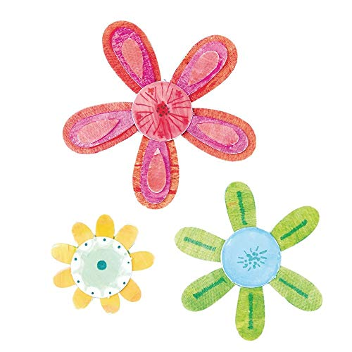 Spoonflowers Craft Kit (Pack of 48)