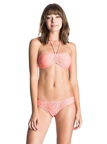 Roxy Hazy Daisy Bikini Set rose Rose - Sunkissed Coral Size:Small by (Hazy Daisy)