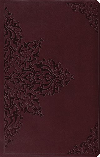- Holy Bible: English Standard Version, Trutone, Chestnut, Filigree