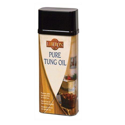 Liberon Pure Tung Oil (250ml) (Pure Tung Oil Finish)