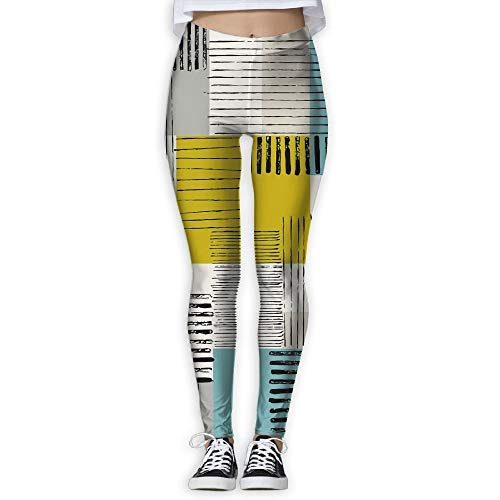 workduak New Mix Pattern Printing Design Compression Leggings Pants Tights for Women S-XL White -