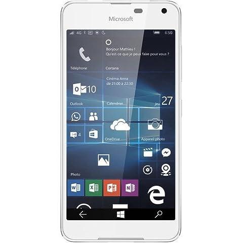 Microsoft Lumia 650 (RM-1154) 16GB White, 5