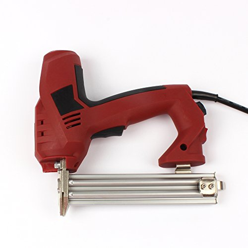 LUBAN 2150W Electric Stright Nail Gun, Household Decoration Air Nail Gun DIY Tool With 1000 PCS Nail (Single Phase Voltage (Combination Air Nailer)