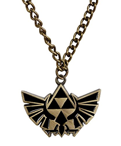 triforce zelda of necklace legend