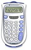TEXAS INSTRUMENTS TI-1706 Calculator, basic, 8 Digit