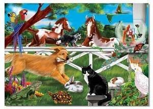 Melissa & Doug Playful Pets 30 Piece Jigsaw Puzzle
