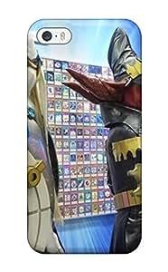 6455732K84657429 Unique Design Iphone 5/5s Durable Tpu Case Cover Yugioh Arc-v Arc Monsters