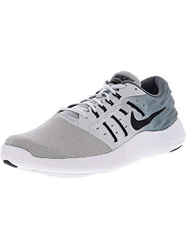 Platinum Running Chaussures De Homme Nike cool Lunarstelos Plateado Black Grey Entrainement pure white g6Axn8tqw
