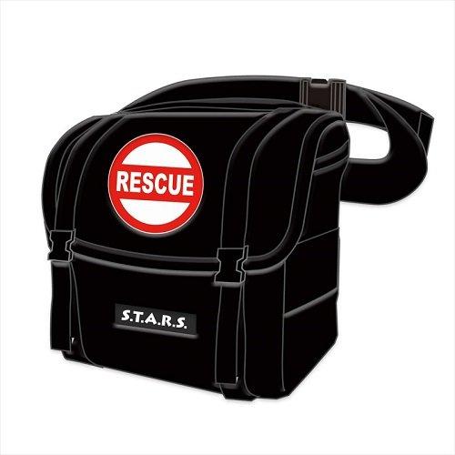 biohazard 0 ブラック Rescue バッグ ブラック バッグ 0 B016D2QDG8, 靴トラ:c33e30ef --- samudradata.com