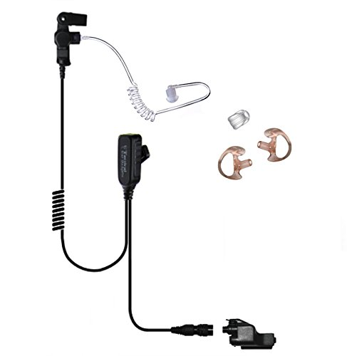 (Hawk EP1323QR Long Tube Lapel Microphone with Quick Release)