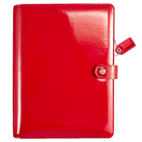 Webster's Pages A5 Patent Red Planner Kit (A5PK001-PTR)