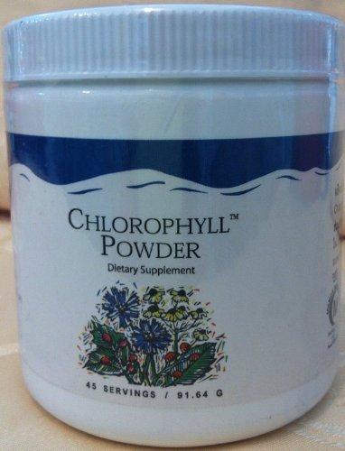 Chlorophyll Powder Copper Chlorophyllin, Unicity 91.64 G.