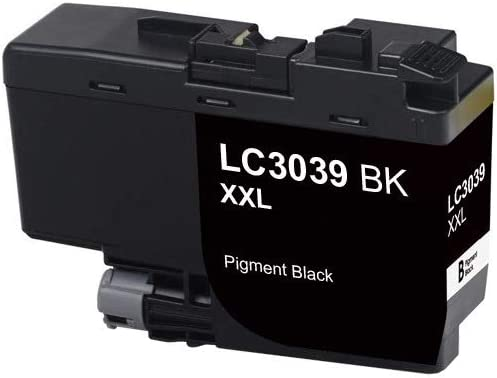 6000 Page Yield LC-3239XXLBK SuppliesMAX Compatible Replacement for Brother HL-6000//MFC-J5845//J5945//J6545//J6945DW Black Ultra High Yield Inkjet