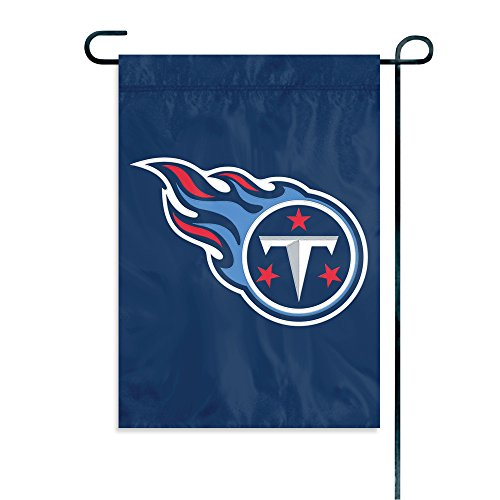 Party Animal Tennessee Titans Garden Flag