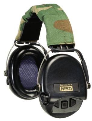 MSA Sordin DIGITAL SUPREME PRO X Headband Camo by MSA Sordin