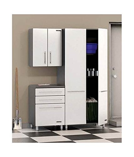 3-Pc Storage System Set w Wall Cabinet - Ulti-MATE Storage by Ulti-MATE Garage