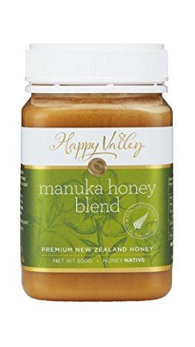 New Zealand Manuka Blend Honey, 500g (17.6oz)