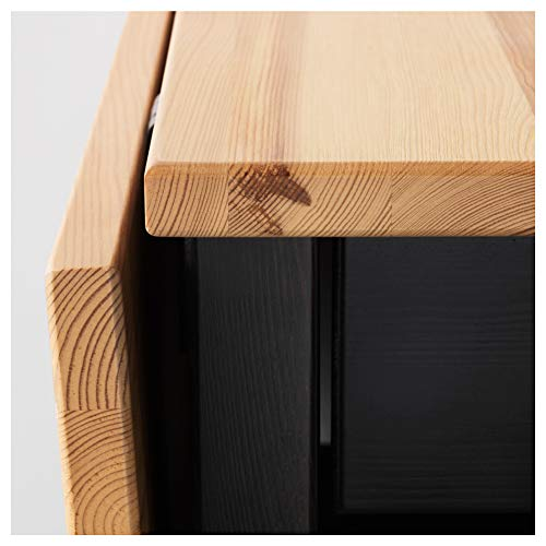 Amazon Com Ikea Arkelstorp Coffee Table Black Kitchen Dining
