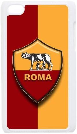 Ipod Touch 4 Case White As Roma Logo Xaqv Amazon Co Uk Electronics