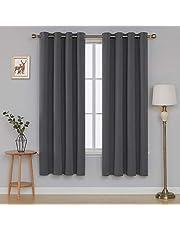Deconovo Super Soft Blackout Curtains 190g