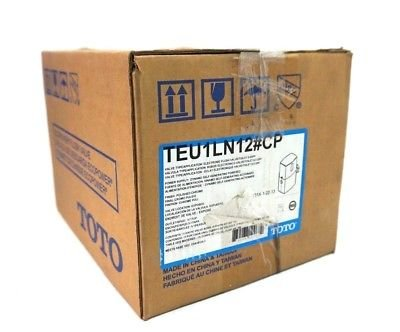 - New Sealed TOTO TEU1LN12#CP Electronic Flush Valve