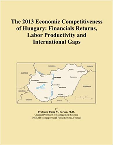 The 2013 Economic Competitiveness of Hungary: Financials Returns, Labor Productivity and International Gaps